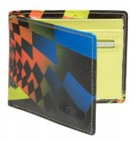 Бумажник Oakley Graphixxx Wallet Black 95132-001