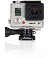Новая камера GoPro HERO3+ Silver Edition