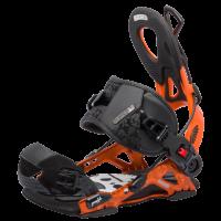 Крепление на сноуборд Mutant Orange GNU 2014