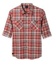 Рубашка с длинным рукавом Long Sleeve Classic Flannel (Rust) 401565-710