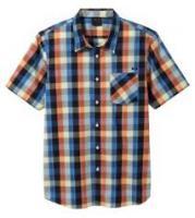 Рубашка с коротким рукавом Oakley Short Sleeve Classic Woven 401567-798