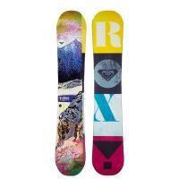 Сноуборд для девушек ROXI T-BIRD 2014 (TORAH BRIGHT EDITION)