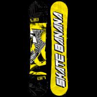 Сноуборд LIB TECH SKATE BANANA (Три размера)