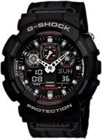 Спортивные часы Casio G-Shock GA-100MC-1A