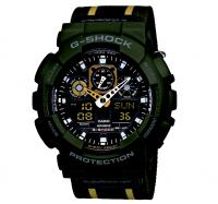 Спортивные часы Casio G-Shock GA-100MC-3A