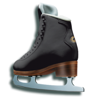 Фигурные коньки GRAF Prestige SR black