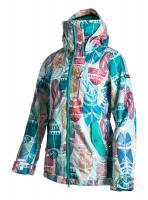 Женская куртка Roxy Wildlife Printe W SJ WTWSJ414
