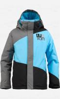Burton Boys' Symbol Snowboard Jacket 276350
