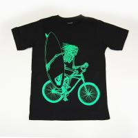 Футболка Quiksilver Bike Bones KMMJE931