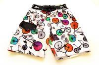 Подростковые серфшорты 69 Slam Bikes Freak Boardshort  KBSBKF-PM