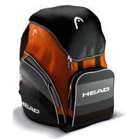 Спортивная сумка-рюкзак Head Prestige Bag Pack 455023/BK.OR