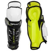 Хоккейные щитки Graf Supra G-45 для взрослых