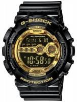 Женские спортивные часы Casio G-Shock GD-100GB-1ER