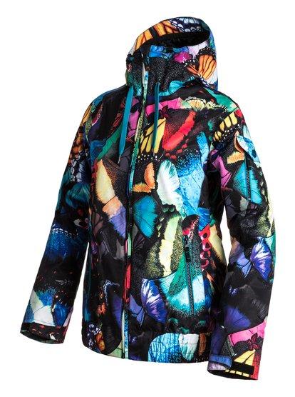 a96054658dce Женская лыжная куртка Roxy Torah Bright WTWSJ474