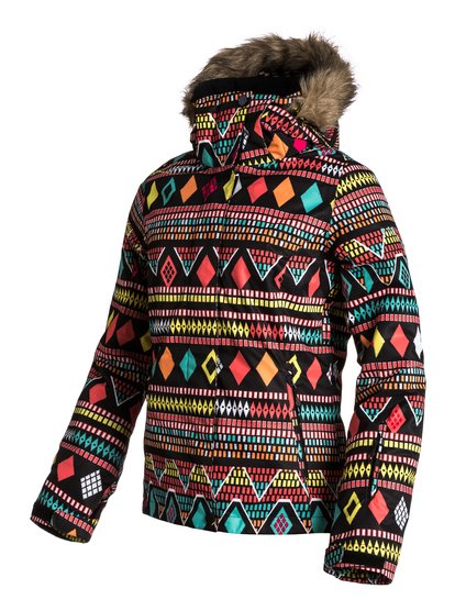e1d07961f6d5 Женская лыжная куртка Roxy Jet Ski JK Indi WTWSJ124